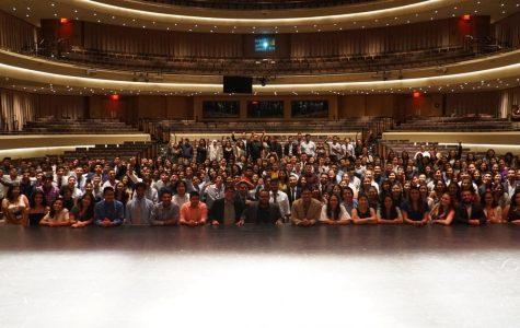 AHS Latinx Students Participate in the Hispanic College Institute at Virginia Tech