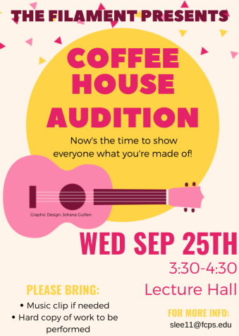 The Filament hosts first Coffee House of the year
