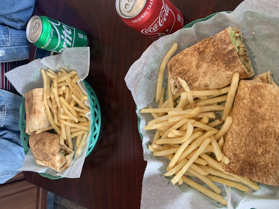 Have a meal at Haifa's