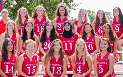 Field hockey team places in tournament