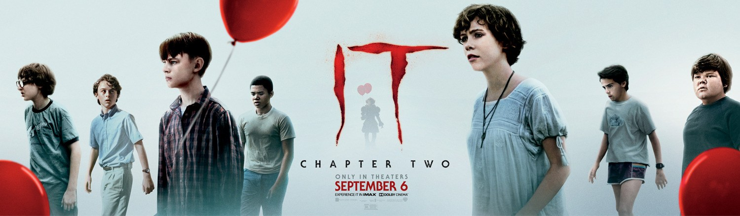 IT: Chapter 2 comes back around with another sequel to it's previous, IT.