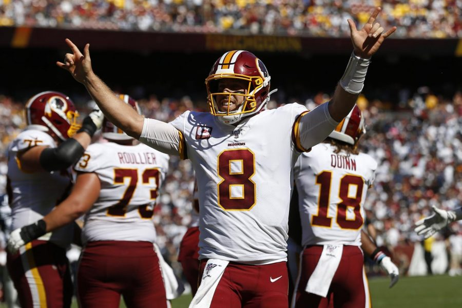 Redskins+Begin+Season+With+Disappointing+Loss