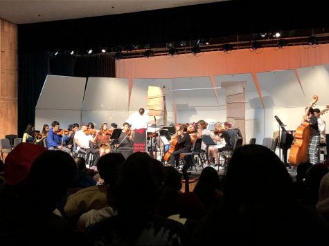 Orchestra director honored