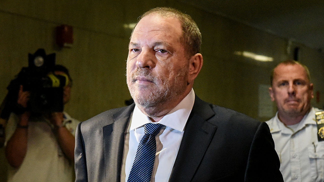 Harvey Weinstein was accused by many women of sexual harassment in 2017.