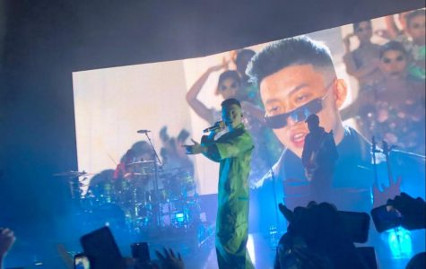 Rich Brian performs at The Fillmore