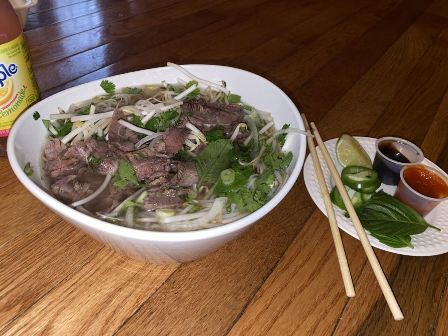 The Pho Factory delivers in all aspects