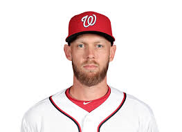Stephen Strasburg is Stephen Strasburg is the first National to win the NL MVP after pitching a gem in Game 6