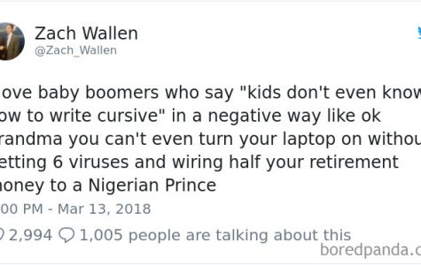 'Ok boomer' stirs generational hate with zoomers