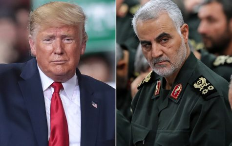 President Trump killed Iranian general Qassem Soleimani in a targeted airstrike. He was killed in an airport in Baghdad, Iraq. The assassination resulted in Iran retaliating by striking two U.S. military bases in Iraq.