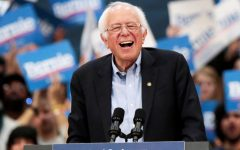 Senator Bernie Sanders is running for the Democratic Presidential Nominee so he can face Trump in the general election.