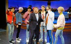 BTS does Carpool Karaoke with James Corden