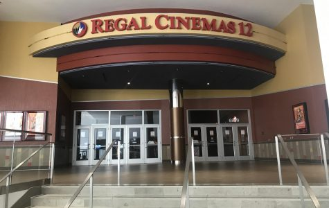 Regal Cinemas shuts doors