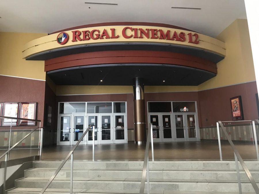 Regal Cinemas shuts doors