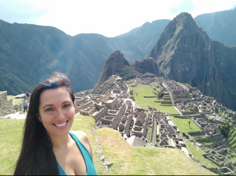 This issue's staff member is IB Business and Economics teacher Laura Consumano! This is her first year teaching at Annandale.
