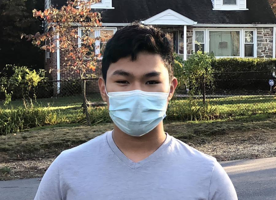 Student recovers from COVID-19