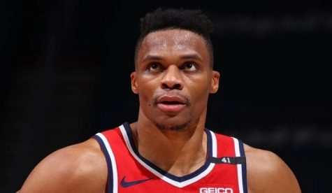 NBA player Russel Westbrook was drafted by the Washington Wizards for the 2021 season.