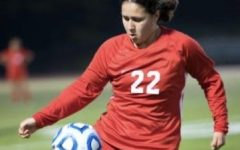 Senior Madison Cruz commits to Ferrum College to continue playing soccer