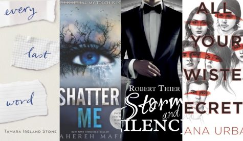 Four books to read in your free time