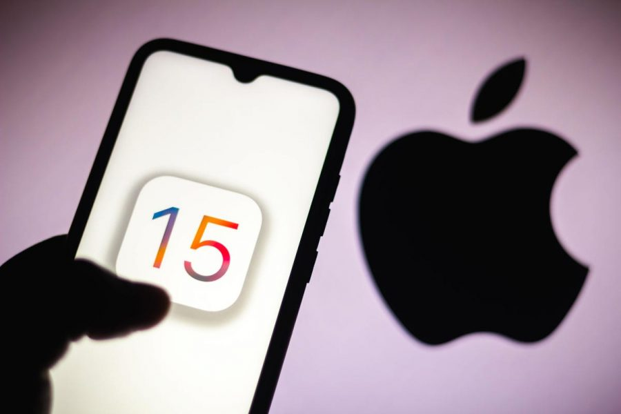 Everything you need to know about the iOS 15 update