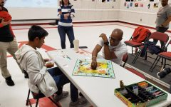 Brian Mercado and Brian Valentine face each other in the the finals of the 2019 Monopoly tournament.