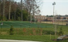 The Ossian Hall Park soccer field where the stabbing occured.